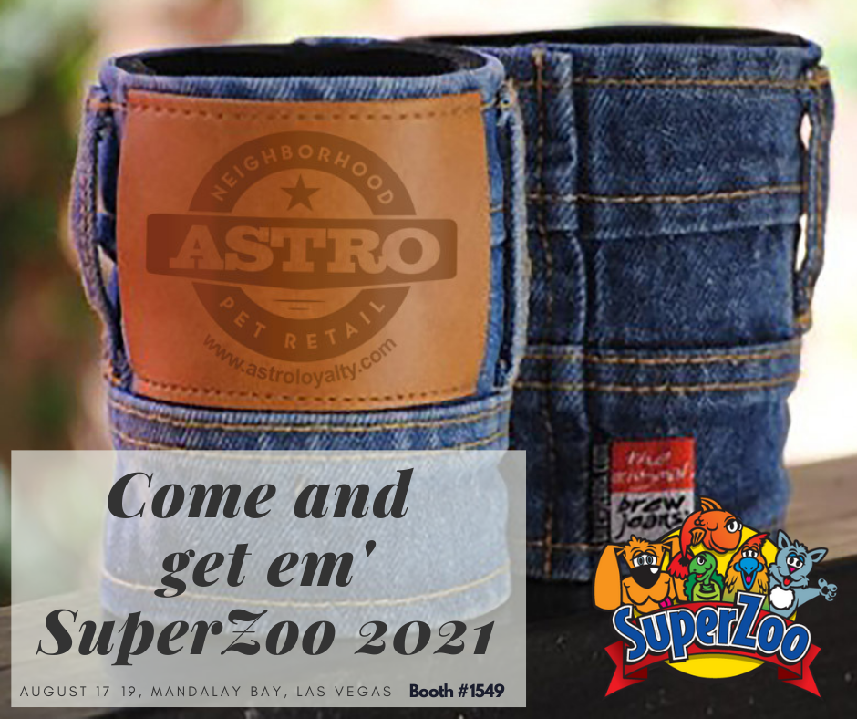 Come and get em at SuperZoo 2021 FB