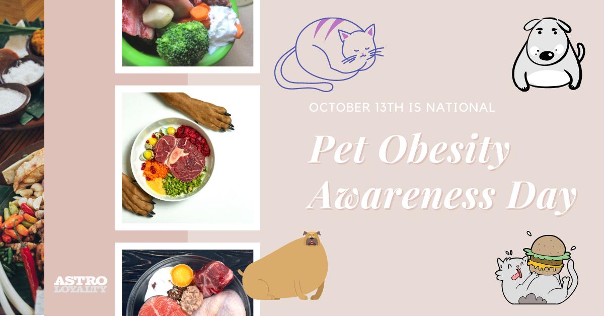 Oct. 13_National Pet Obesity Awareness Day