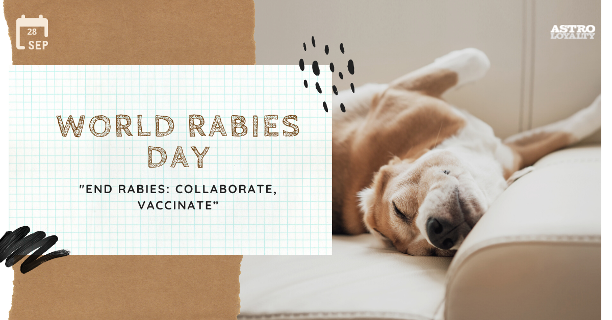 Sept. 28_World Rabies Day