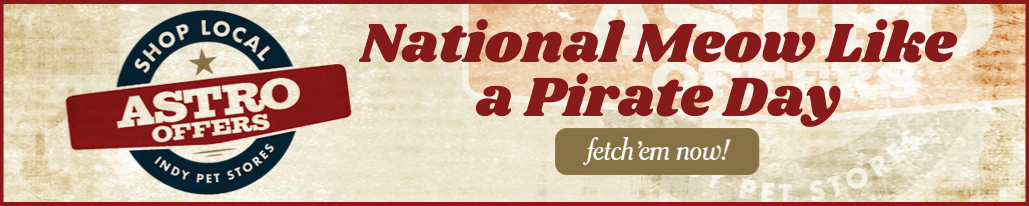 Astro Offer Pairings_National Meow Like a Pirate Day