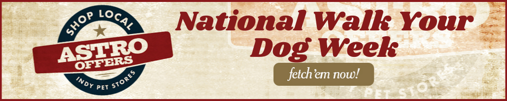Astro Offer Pairings_National Walk Your Dog Week