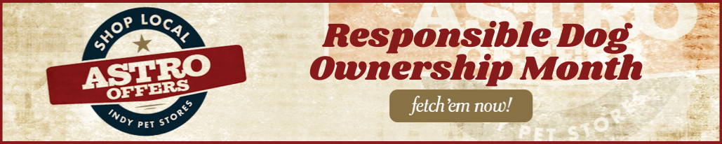 Astro Offer Pairings_Responsible Dog Ownership Month