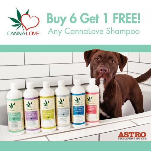 CannaLove Shampoo FB