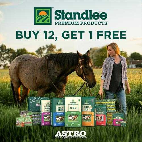 Standlee Forage Buy 12 get 1