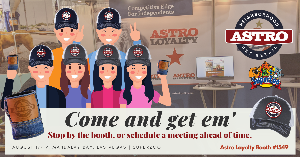 Superzoo Booth Meetings